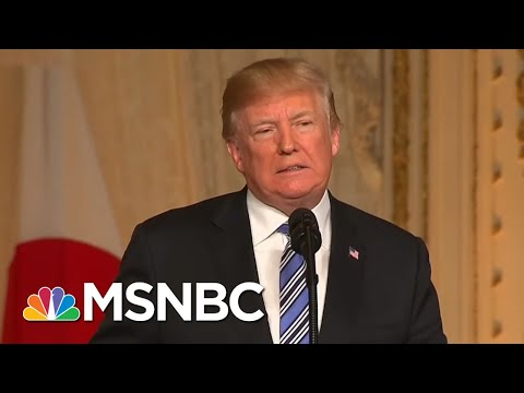 President Donald John Trump Says He's Been Toughest On Russia; Is That True? | Morning Joe | MSNBC