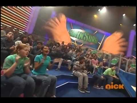BrainSurge: Stars of Nickelodeon 2011 (Ariana, Liz, Matt, Kendall, Ciara and Carlos)