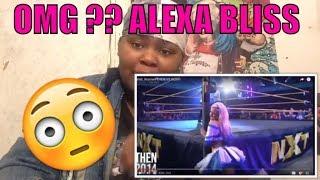 WWE Women THEN VS NOW!! Reaction