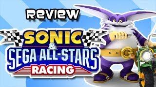 Review - Sonic & Sega All-Stars Racing