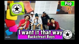 I want it that way (Remix)| Backstreet Boys | Zumba® | Dubai All Starz | Choreography mp3