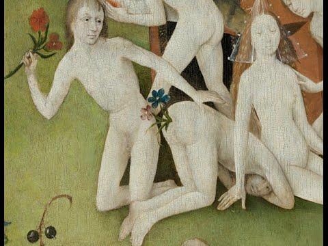 Скандал вокруг выставки Босха из-за  растущего из попы цветочка