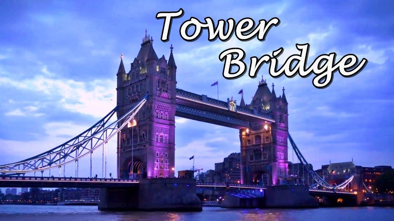 bridge tower london facts history
