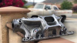 How To Completely Restore an Intake For CHEAP!