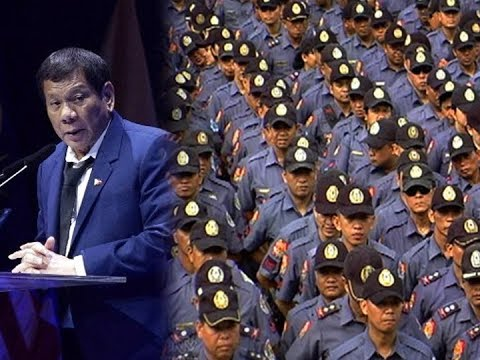 PNP, balik war on drugs; PDEA, lead agency pa rin