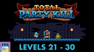 Total Party Kill: Levels 21 22 23 24 25 26 27 28 29 30 Walkthrough &  Gameplay (by Jussi Simpanen)