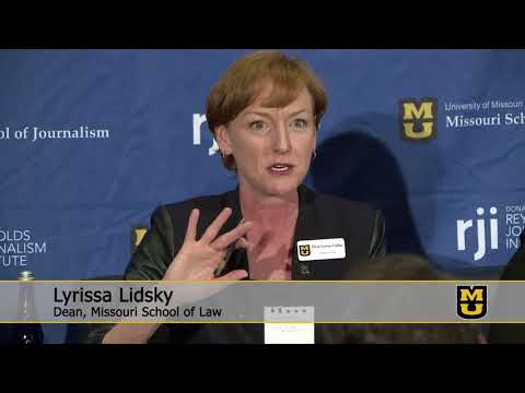 Law panel Q&A | Truth, Trust and the First Amendment