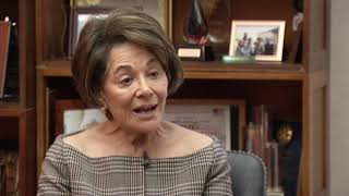Rep. Anna Eshoo on Blasey Ford meeting: 'It was difficult for her to retell her experience'