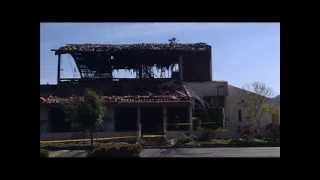 St. John Vianney Catholic Church destroyed by Arson Fire