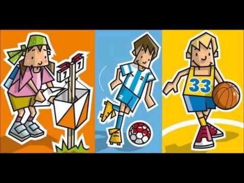 actividades de iniciacion deportiva en educacion fisica