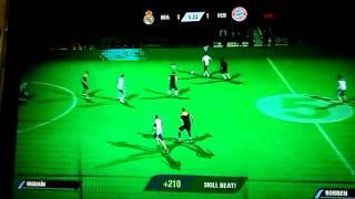 Fifa street novo bayer vs real madrid ps3