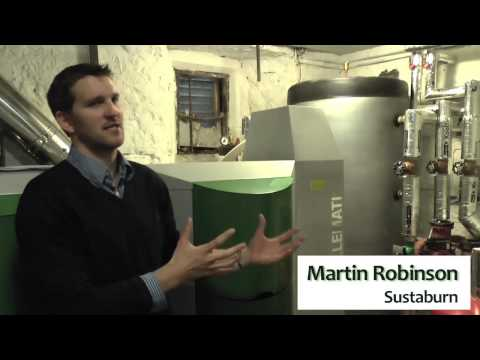 Fit for the Future - Green Energy at National Trust Acorn Bank