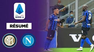 Serie A : Avec un bijou de Lautaro Martinez, l'Inter Milan croque le Napoli