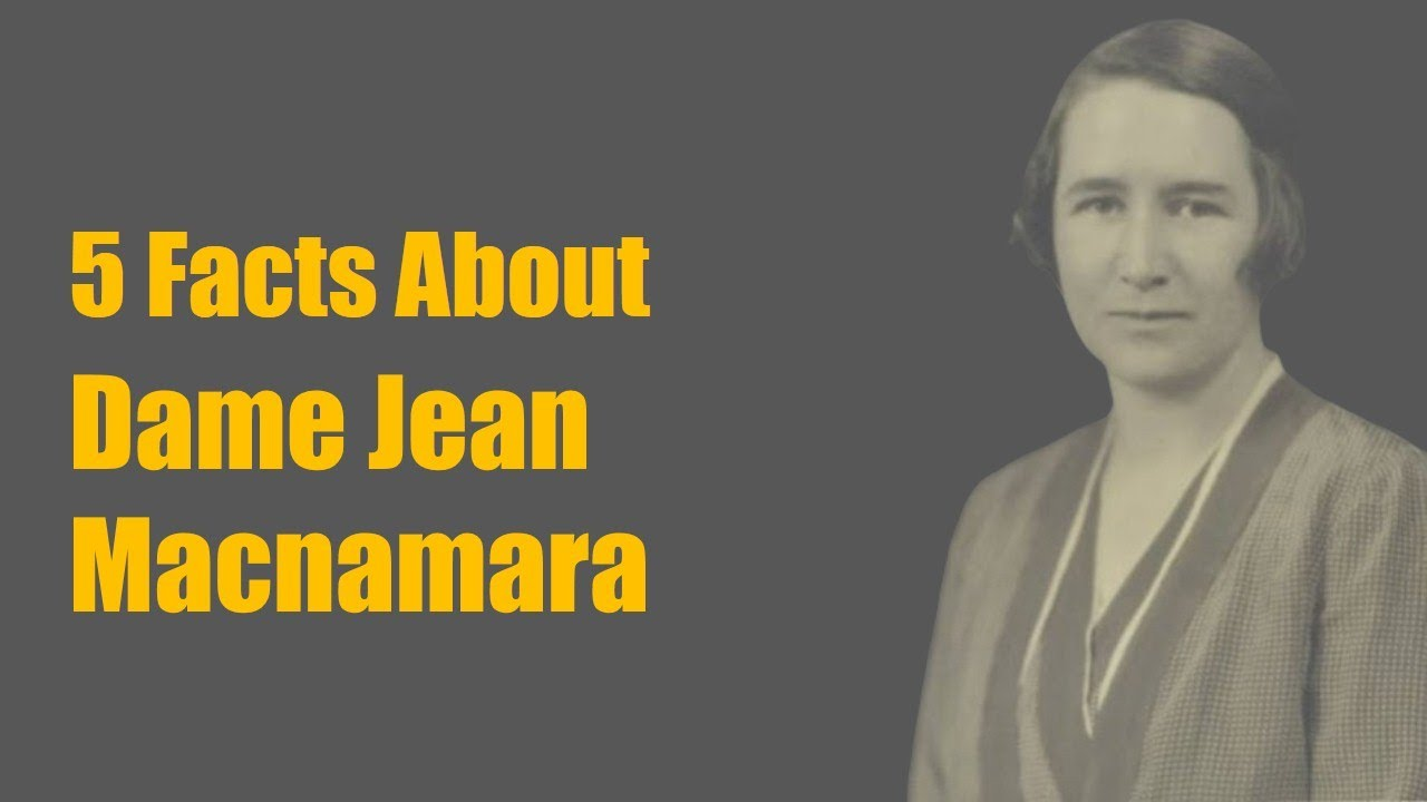5 Facts About Dame Jean Macnamara Polio Doctor Whose Research