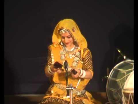rajasthani folk instrumental music by vanasthali vidypeeth's students