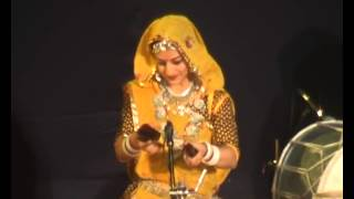 rajasthani folk instrumental music by vanasthali vidypeeth