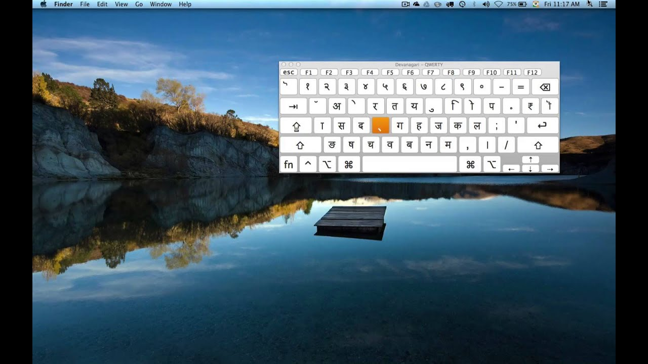 how to change keyboard language on mac youtube