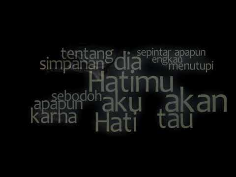 Repvblik - Simpanan Hatimu Video Lirik (Republik)
