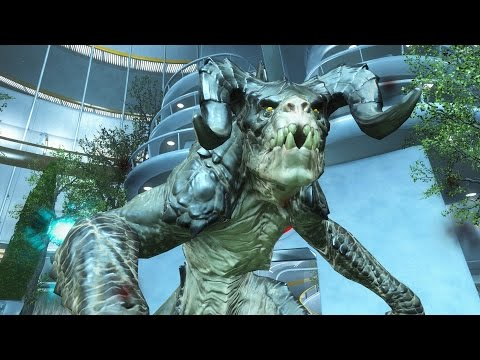 FALLOUT 4: DEATHCLAWS VS INSTITUTE