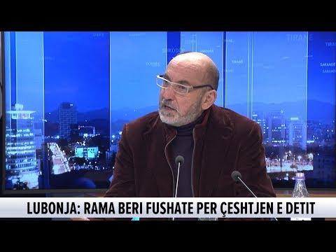 Lubonja: Hapja e negociatave, interesi i vetëm i Ramës. Çështja e Çamërisë dhe e detit…