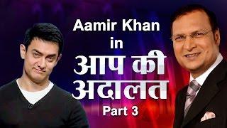 Aamir Khan in Aap Ki Adalat (Part 3)