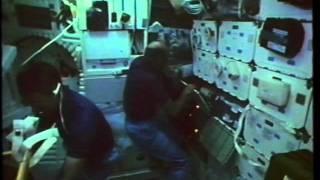 Space Shuttle Flight 19 (STS-51F) Post Flight Presentation