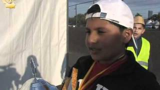 Interview Mashood Ahamad National Ijtema 2010