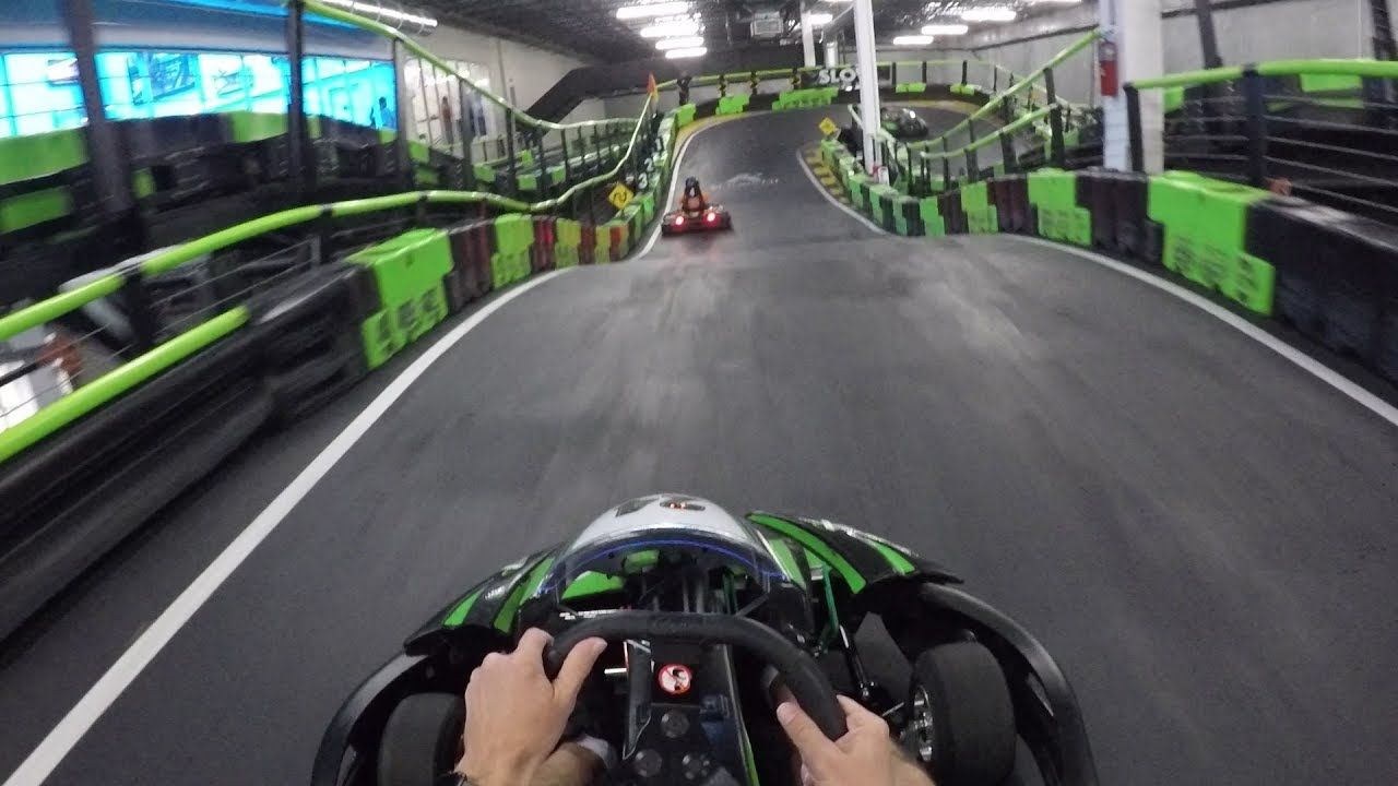 racing-electric-go-karts-at-35-mph-andretti-indoor-kart-games-orlando
