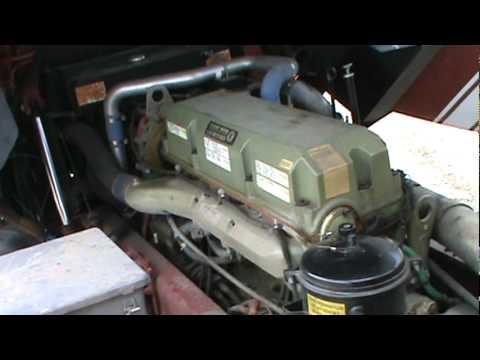 Detroit 60 Series >> Detroit Diesel Series 60 001 Youtube