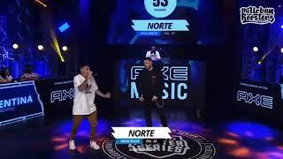 ACRU MINUTO HARD MODE FMS ARGENTINA
