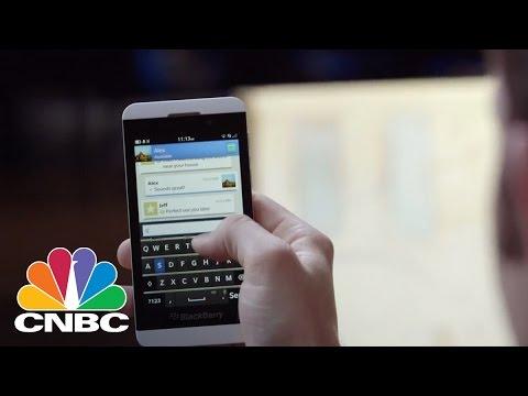 Blackberry's New Share Buyback Program: Bottom Line | CNBC