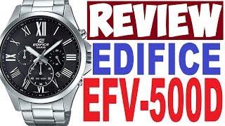 Review Casio Edifice EFV-500D manual 5434