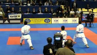 K.C.V.O. Équipes kata seniors  : Vainqueur Open de Paris, le 12 janvier 2014