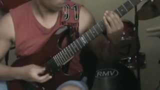 Darkness Embedded (guitar cover) - Divine Heresy