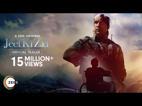Jeet Ki Zid | Official Trailer | A ZEE5 Original | Streaming Now on ZEE5