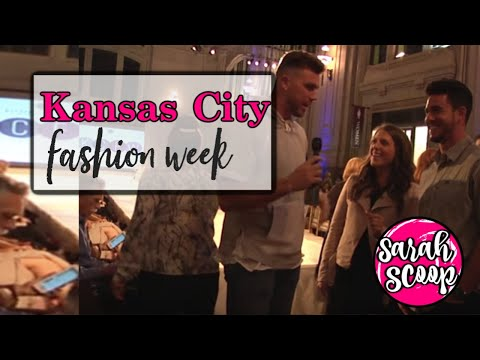 Kansas City Fashion Week Interviews