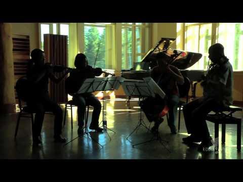 Severiano Briseno- El Sinaloense: Afiara Quartet