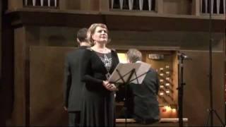 Марина Шутова / Marina Shutova - Ave Maria (L. Luzzi)