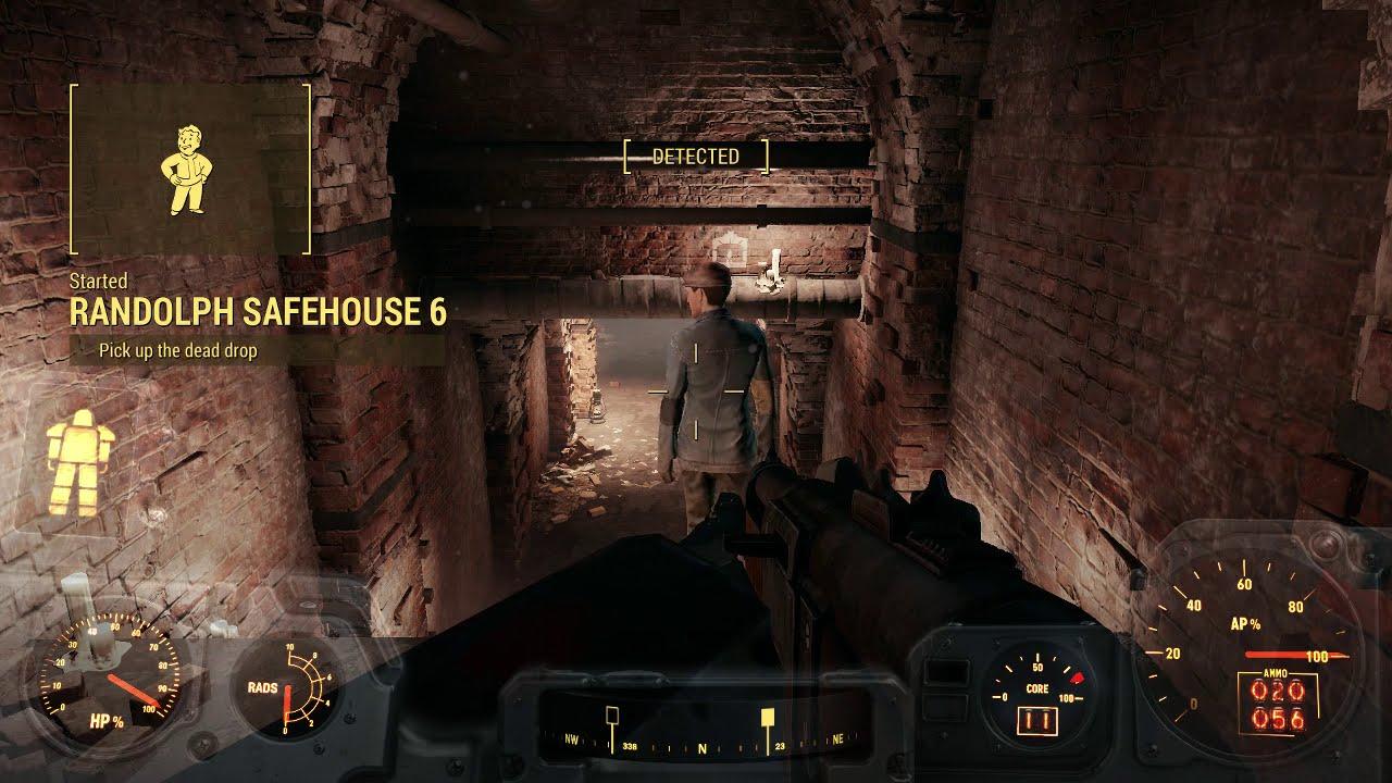 Download Randolph Safehouse 6 (Vault 95) - Fallout 4