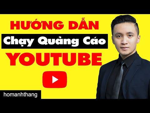 Hướng Dẫn Cách Chạy Quảng Cáo Youtube Hiệu Quả #14   Hồ Mạnh Thắng