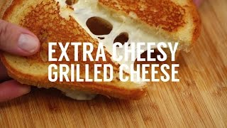 How To Make The Cheesiest Grilled Cheese | Sandwich School