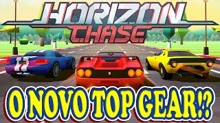 HORIZON CHASE - O NOVO TOP GEAR? (Análise)