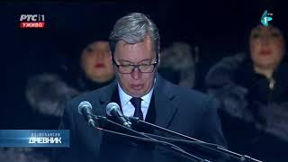Cilj NATO agresije je bio da se ubije Srbija