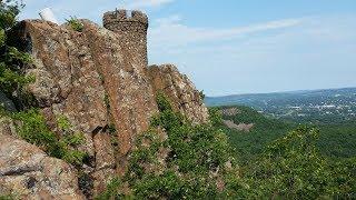 Castle Craig - Hubbard Park, Meriden, CT, USA