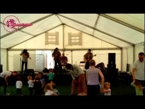 Cambridge Big Weekend - o6 July 2014 - The Creole Brothers performance #2
