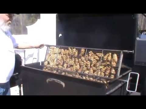 501fb6036831d GrillBillies-Grilling Chicken on a Meadow Creek BBQ 42 - YouTube