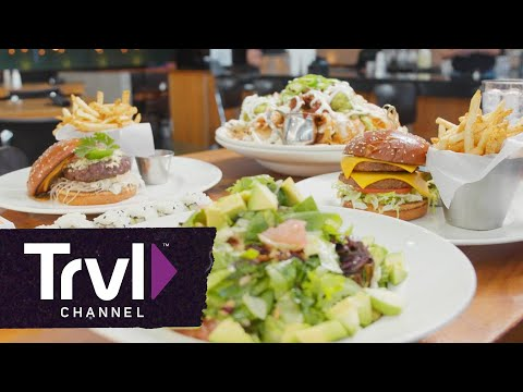The Best Food at O'Hare International Airport - Travel Channel