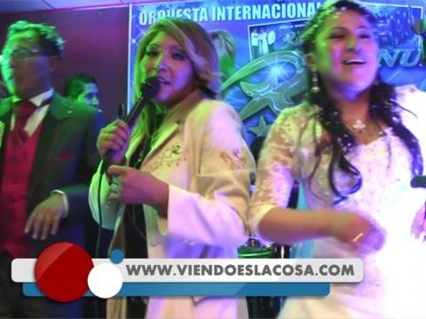 VIDEO: LA NUEVA RUMBA DE BOLIVIA - Amor De Mis Amores - En Vivo - WWW.VIENDOESLACOSA.COM - Cumbia 2014