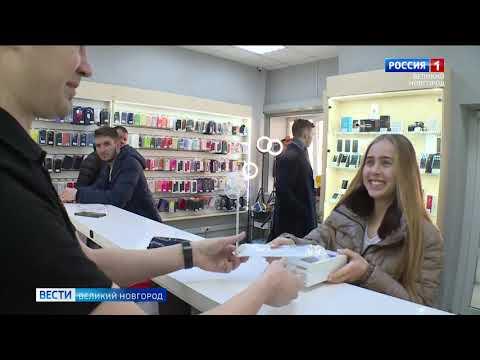 ГТРК СЛАВИЯ Вести Великий Новгород 23 03 20 вечерний выпуск