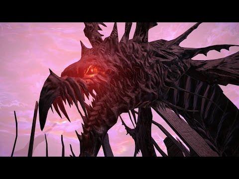 FFXIV OST - Midgardsormr/Great Wyrm Theme